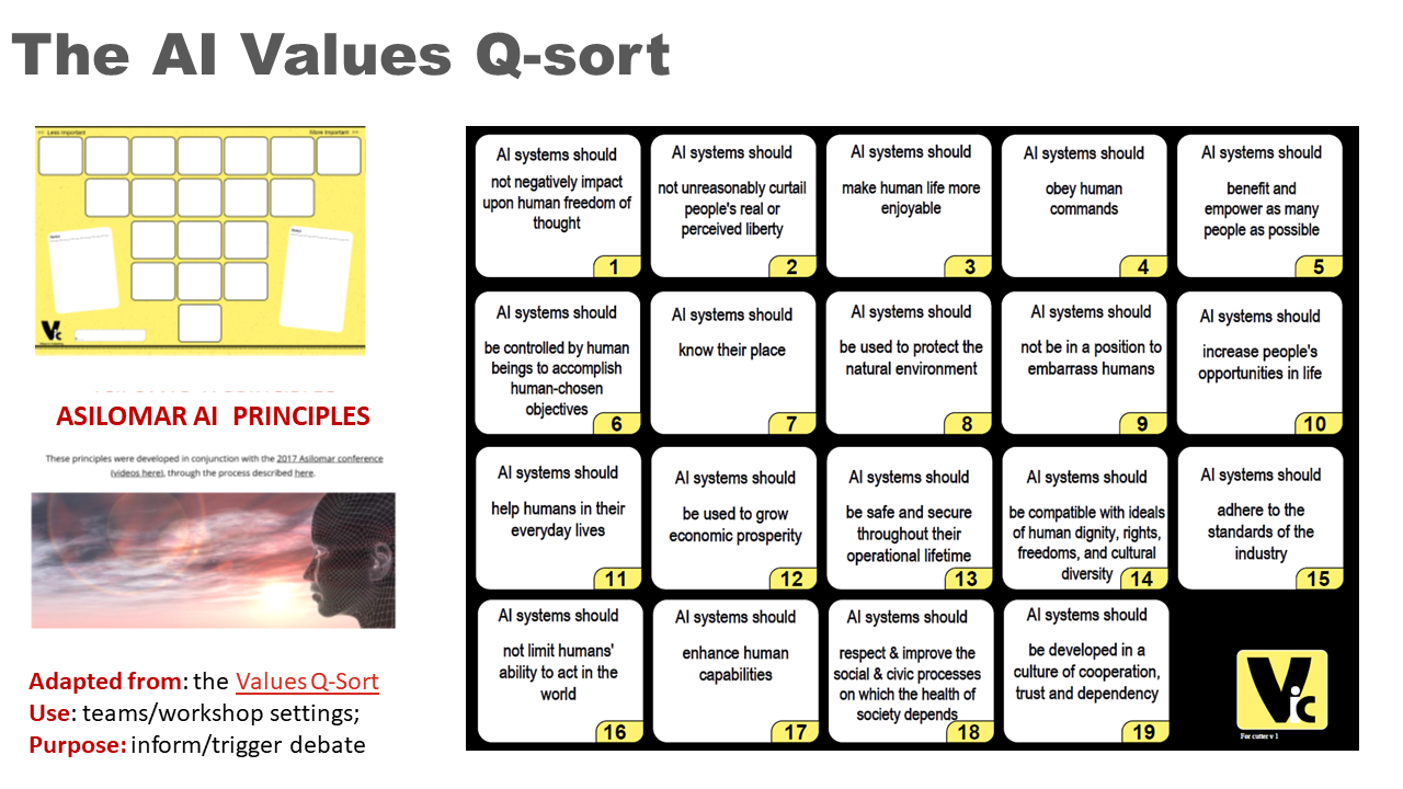 AI Values Q-Sort